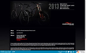 Norco 2013 Product Launch