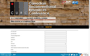 Canadian Unconventional Resources Conference