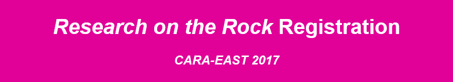 Research on the Rock Conference Registration